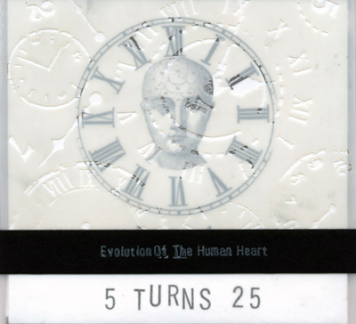 5turns25 - Evolution of a Human Heart (Time Released Sound)