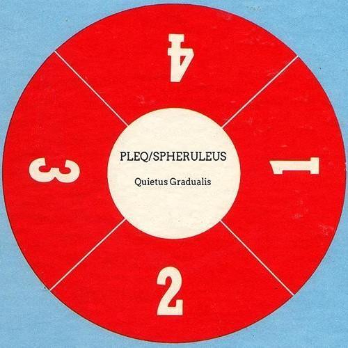 Pleq/Spheruleus – Picture Sleeve