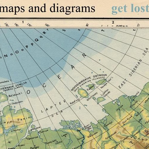"maps and diagrams     ""get lost""    still a few copies left!"
