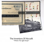 "The Inventors Of Aircraft – ""Where The Light Stops""    SOLD OUT!"