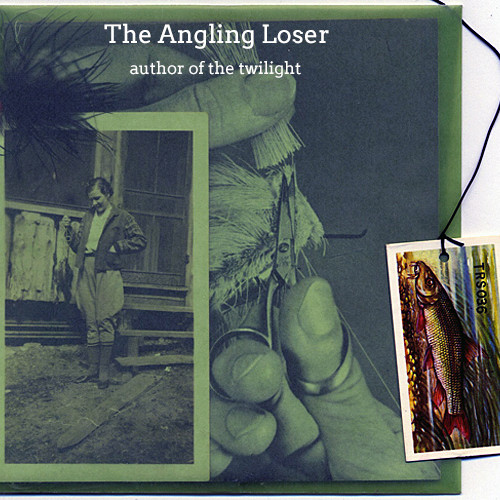 The Angling Loser – Author of the Twilight – Deluxe Version  SOLD OUT!