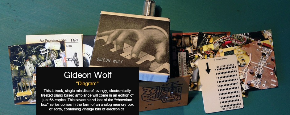 Gideon Wolf